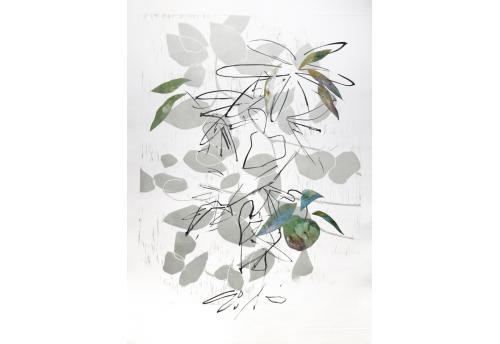 En attendant 1 Works on paper Isabelle Beraut Zeuxis