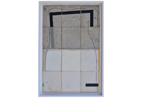 Carte 17202 Oeuvre sur papier Tanguy Tolila Zeuxis