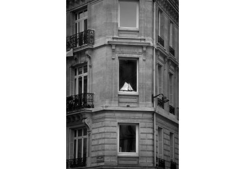 Fenêtre bateau Photograph Bertrand Clech Zeuxis