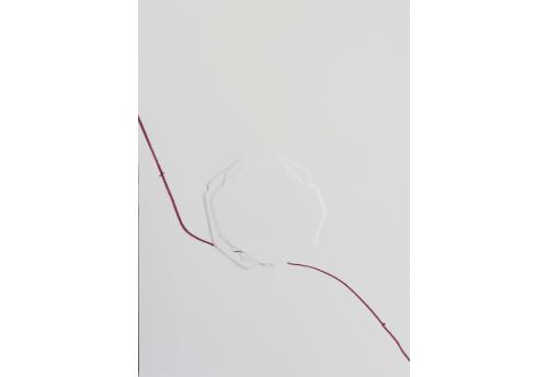 Brise 5 Artwork on paper Marine Vu Zeuxis