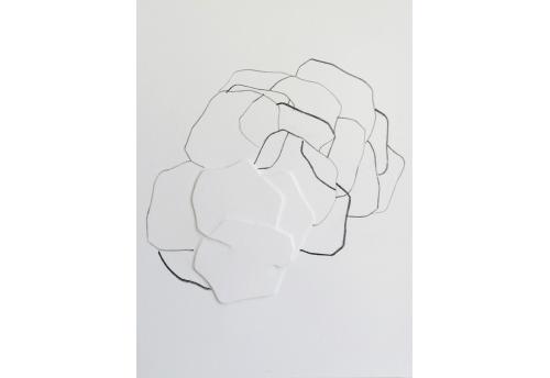 Brise 9 Artwork on paper Marine Vu Zeuxis