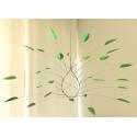 Bouquet vert Jacques Salles Sculpture Zeuxis