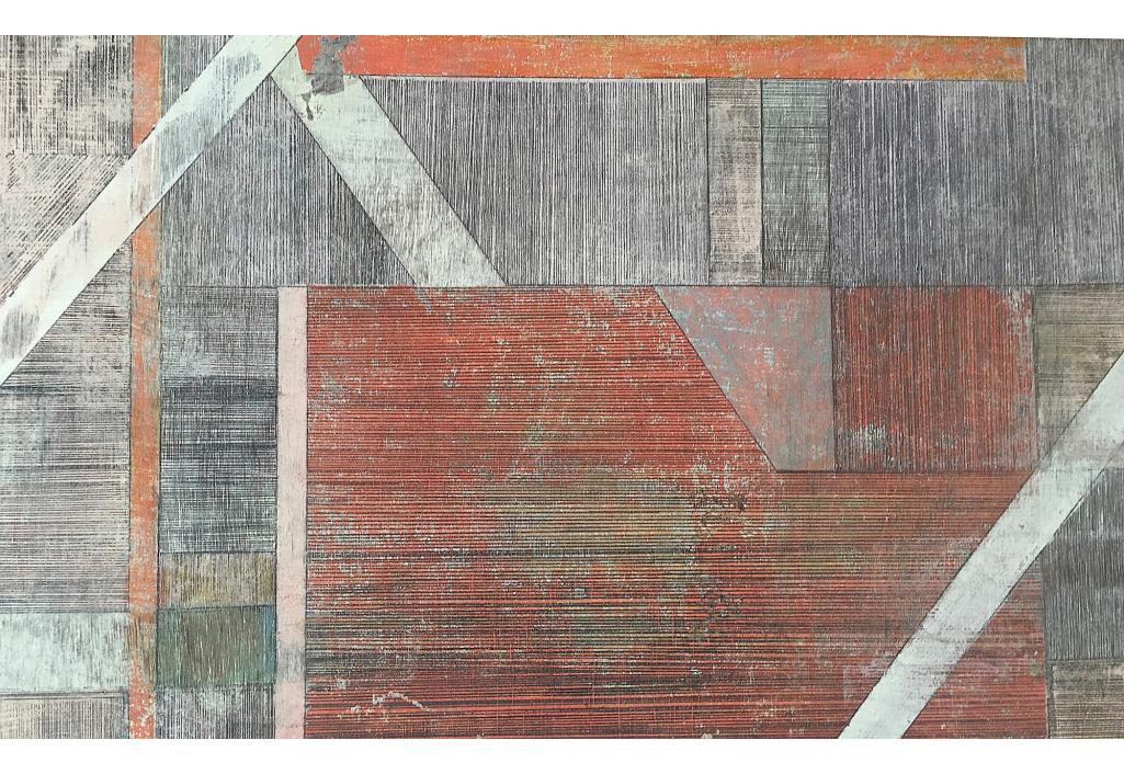 A painting of Hanna ten Doornkaat sur Zeuxis - PI023 © Emily Almond Barr