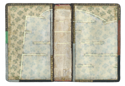 Livre ouvert 17057