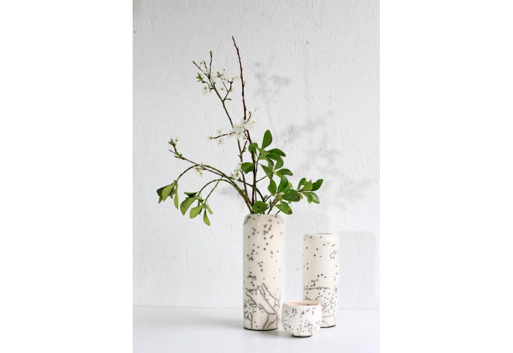 Vase blanc - Medium size