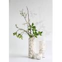 Vase blanc (medium size) ©Jean-François Reboul