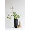 Vase noir (petit) ©Jean-François Reboul