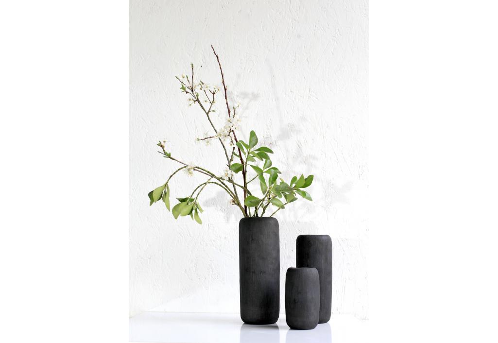 Vase noir - Small size