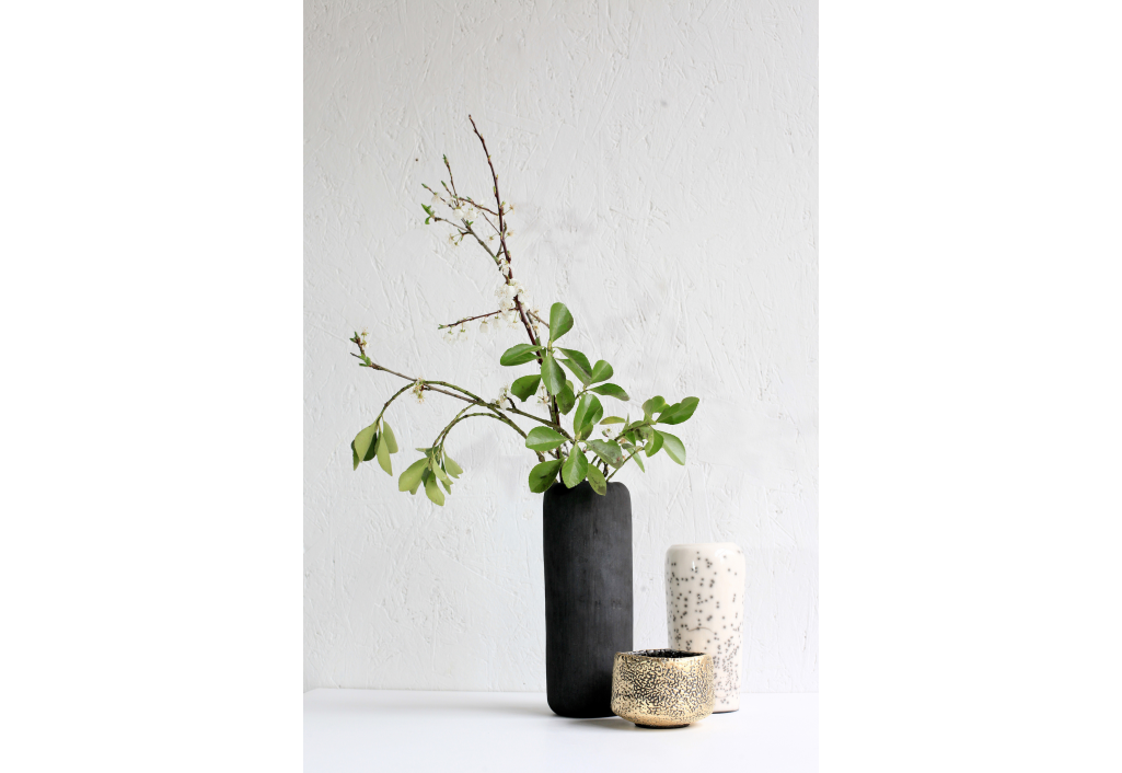 Vase noir (great size) ©Jean-François Reboul