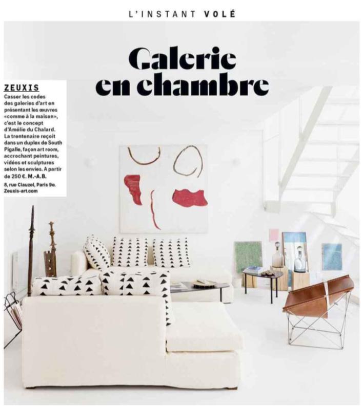 Zeuxis Galerie d'art dans Grazia