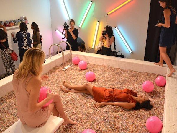 Zeuxis présente le musée du selfie