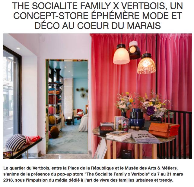 Zeuxis galerie d'art dans un article de Sortir à Paris