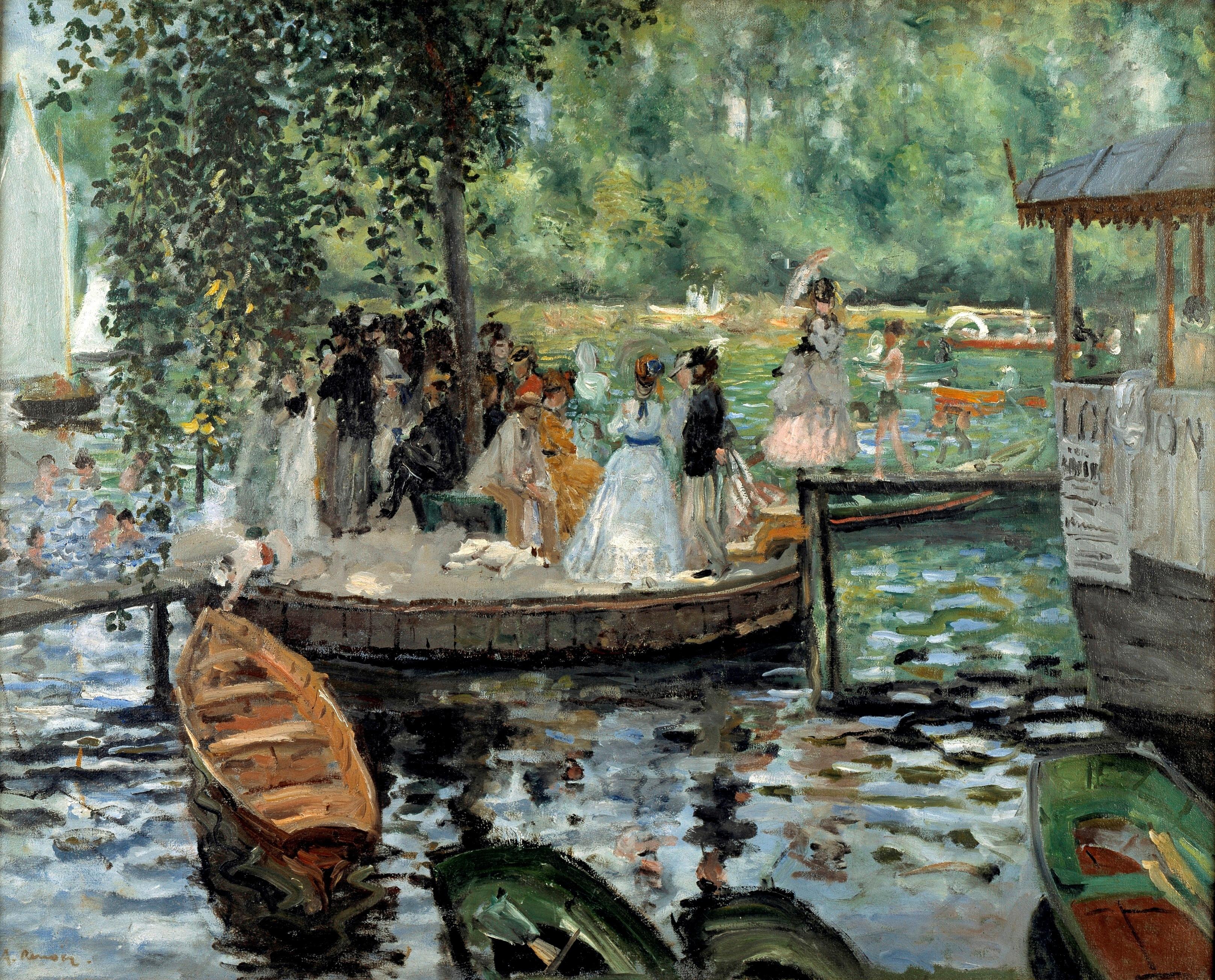 L'Impressionnisme : le début de l'art moderne...