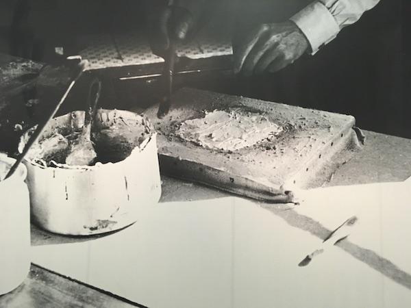 La balade de Zeuxis au Musée d'Art Moderne de Paris pour Jean Fautrier