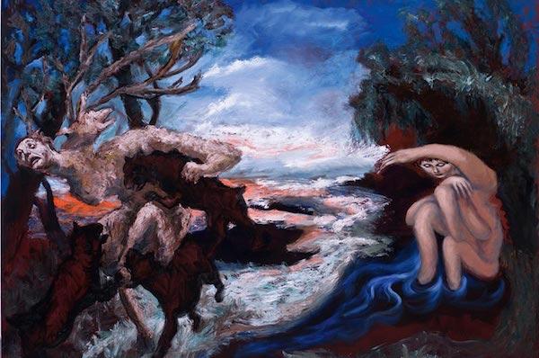Zeuxis galerie d'art présente l'exposition Garouste au Musée de la Chasse