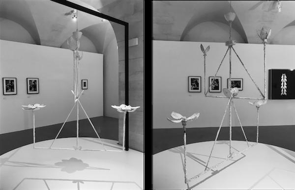 Amélie with Zeuxis galerie d'art présente l'exposition Giacometti au Musée Picasso