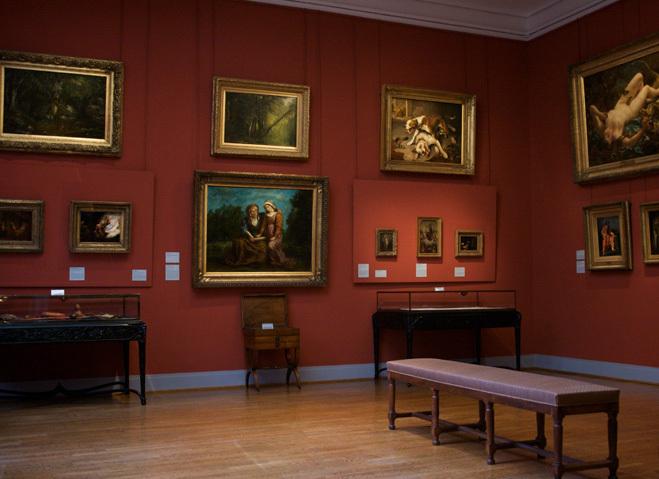 La balade de Paula au musée Delacroix