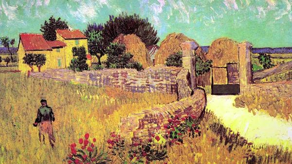 Zeuxis présente il était une fois la Nuit étoilée de Vincent Van Gogh