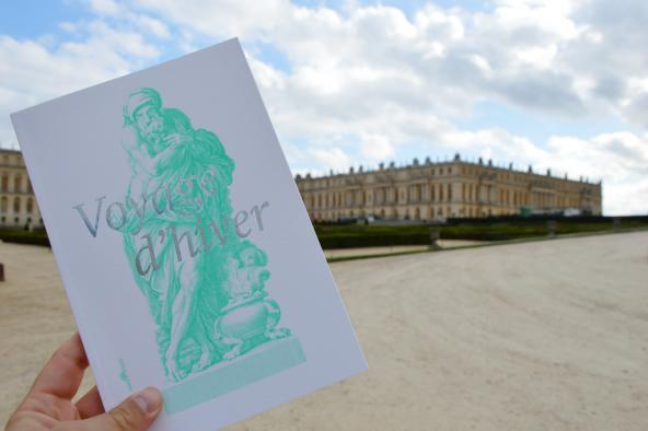 Voyage d'hiver Exposition Chateau de Versailles
