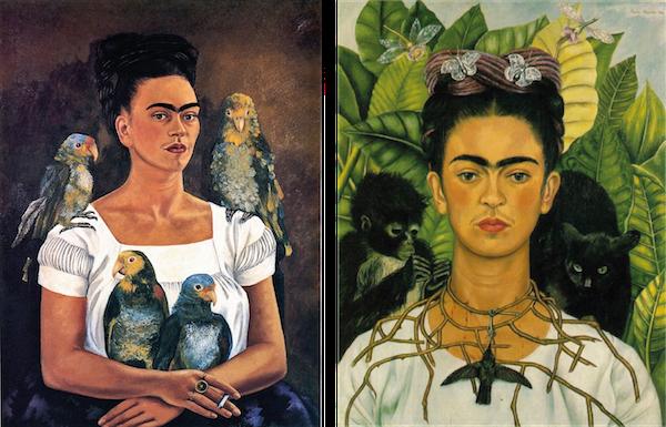 Frida Kahlo Ode A La Vie Amelie Maison D Art