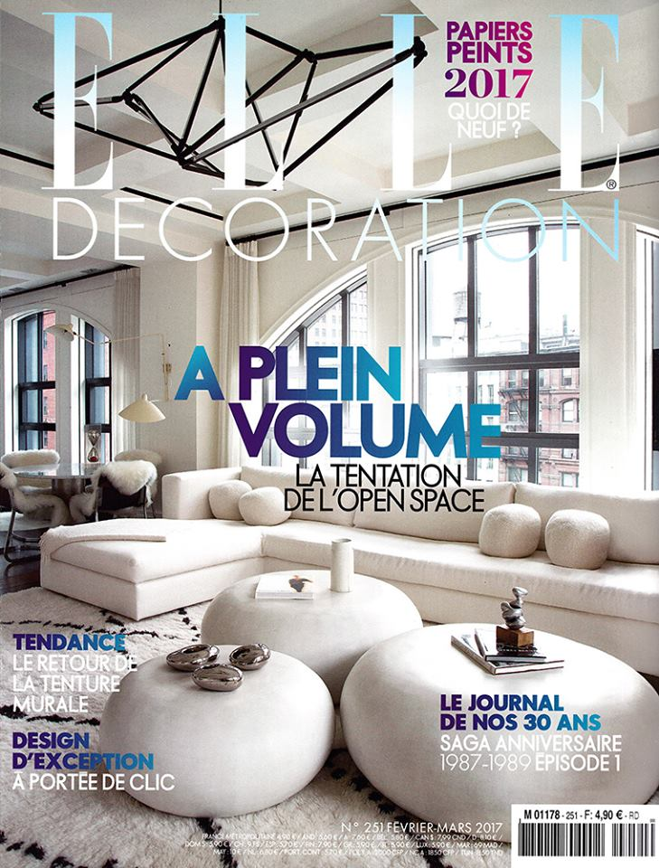 pierre charri jeune designer de l 39 ann e dans elle d coration. Black Bedroom Furniture Sets. Home Design Ideas