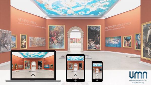 UMA, musée de réalité virtuelle, Zeuxis