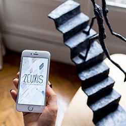 Découvrez l'application Zeuxis