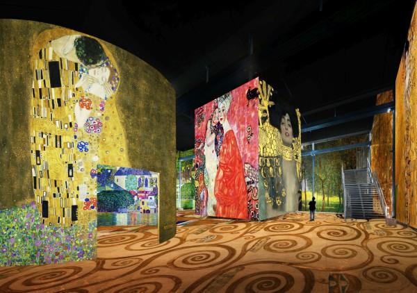 Atelier des Lumières Musée numérique Paris