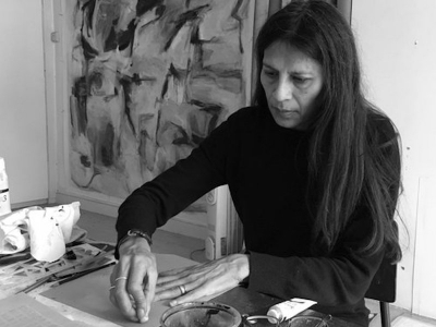 Fieroza Doorsen - Artiste AMELIE paris
