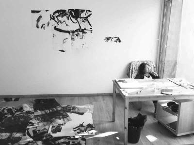 Seonja Kim - Artiste AMELIE paris