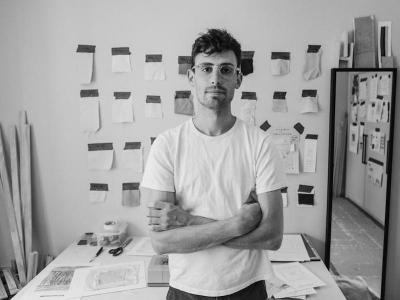 Ethan Caflisch - Artiste AMELIE paris