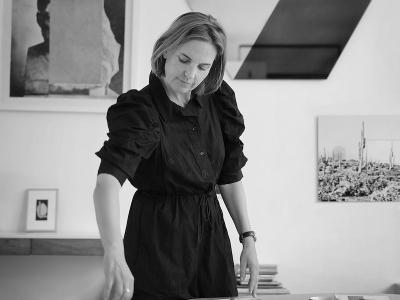 Vesna Vrdoljak - Artiste AMELIE paris
