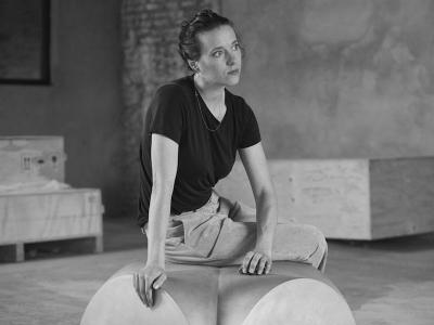 Linde Freya Tangelder - Artiste AMELIE paris