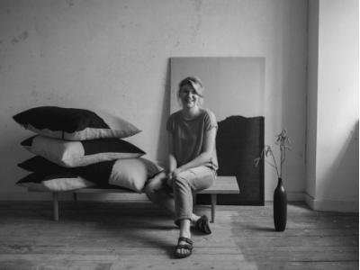 Hayley McCrirrick - Artiste AMELIE paris