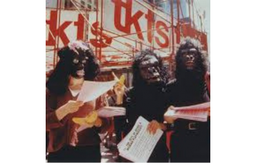 Les Guerrilla girls