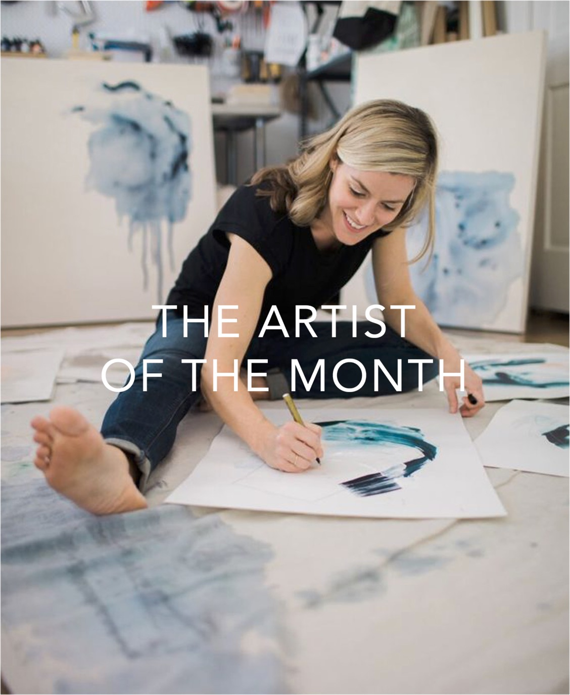 The artist of the month