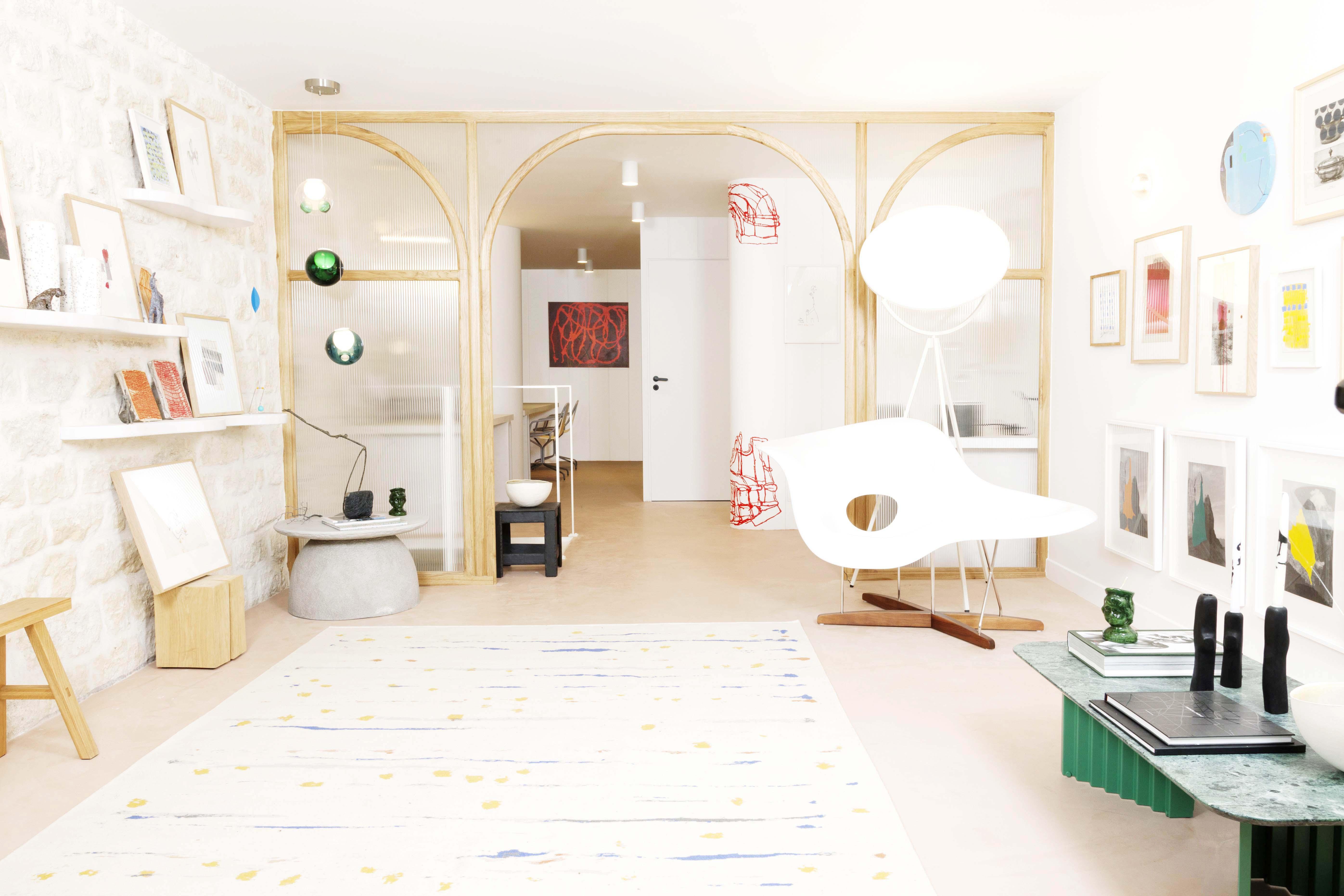 Présentation de la mini art room Amelie