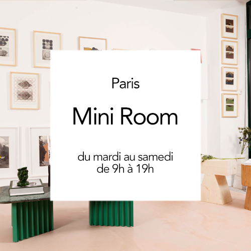 Mini Art room Paris - Amelie